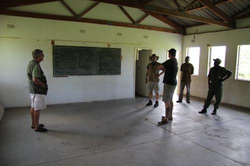 Chizarira School abandoned for 20 years